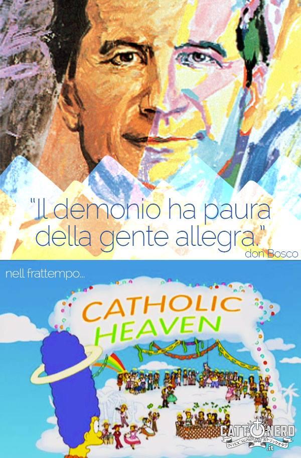 San Filippo Neri in uno dei nostri meme