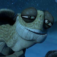 Lo sguardo del Maestro Oogway