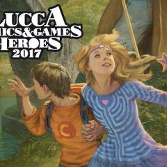 Il nostro Lucca Comics & Games heroes 2017