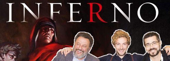 """[Video] LuccaCG18 – """"Inferno"""" di Nembrini,  Dell'Otto, D'Avenia"""