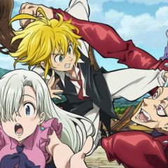 The Seven Deadly Sins – Nanatsu no taizai – Recensione