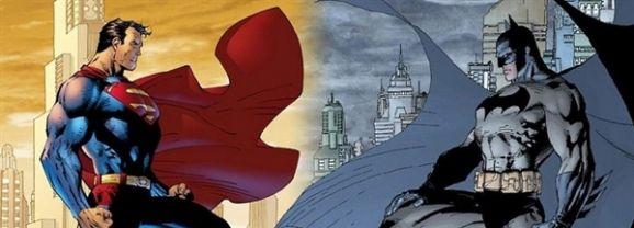 Superman e Batman, due eroi in antitesi?