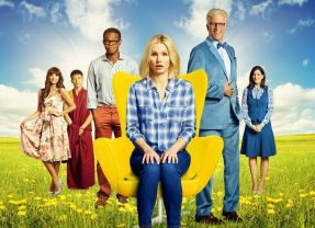 The Good Place: in ogni caso conviene Dio!