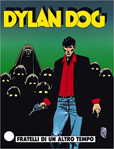 Dylan Dog e Teo-evoluzionismo