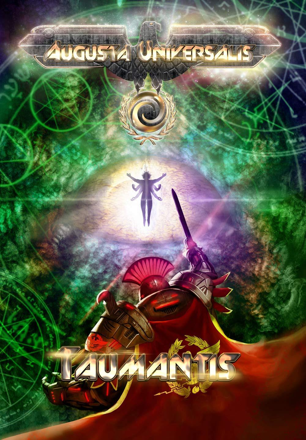 La copertina di Taumantis