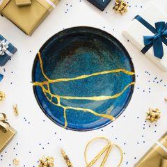 Kintsugi: l'arte di riparare con L'Oro e il Natale