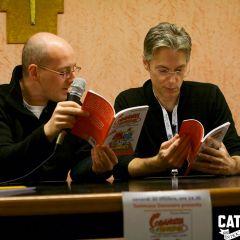 """LuccaCG15: Ortolani presenta """"Codamozza e il professore"""""""