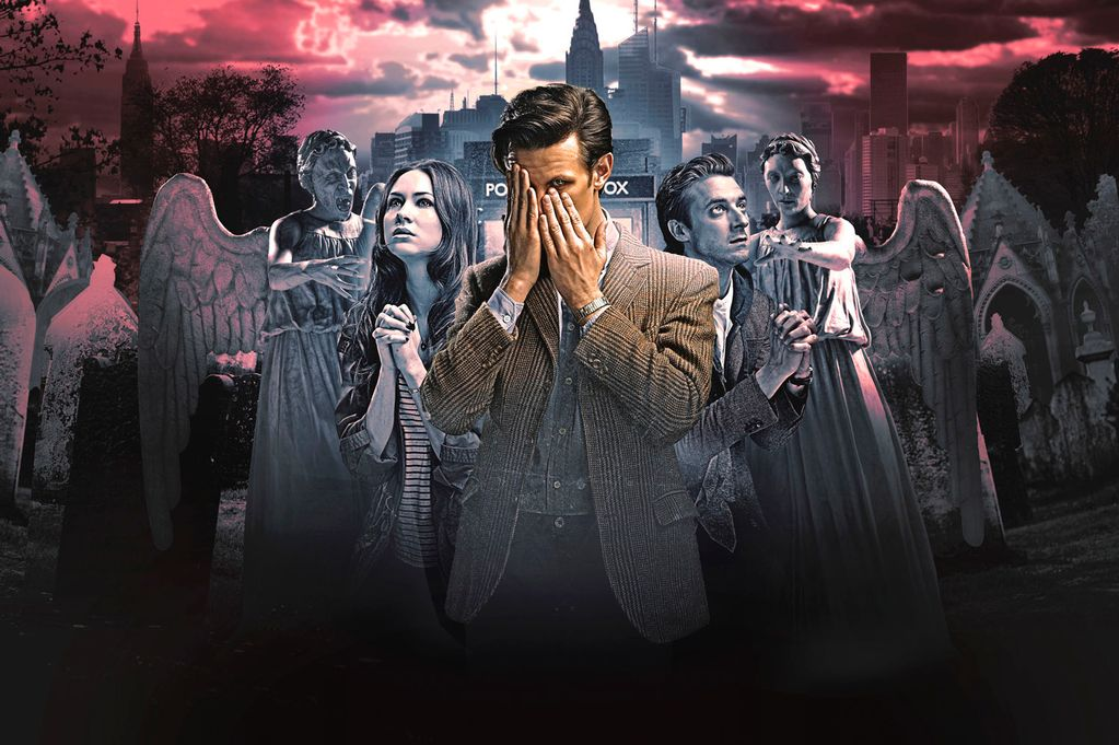 Doctor Who- The Angels Take Manhattan