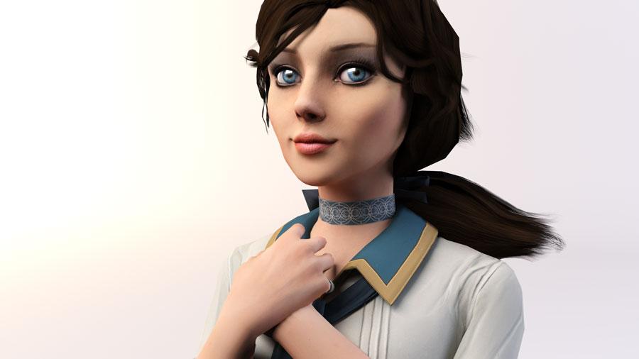 Elizabeth Bioshock