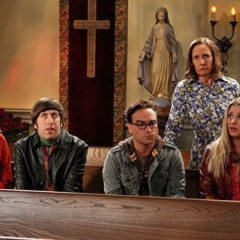 """Big Bang Theory"" e la preghiera"