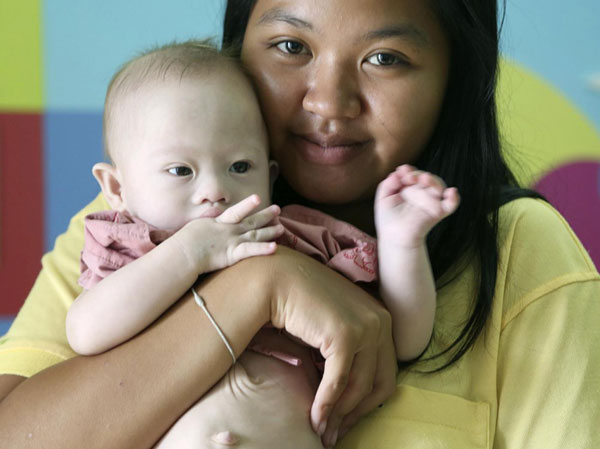 Gammy e la sua madre surrogata