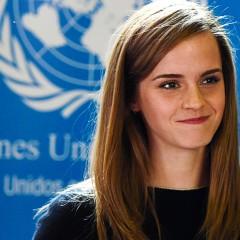 Emma Watson lancia la campagna HeForShe