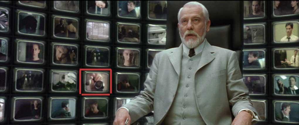 architetto di Matrix