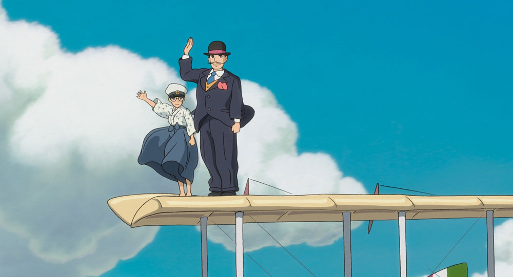 Si alza il vento - Miyazaki