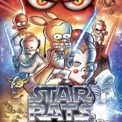 In anteprima la copertina di Star-Rats: Episodio II