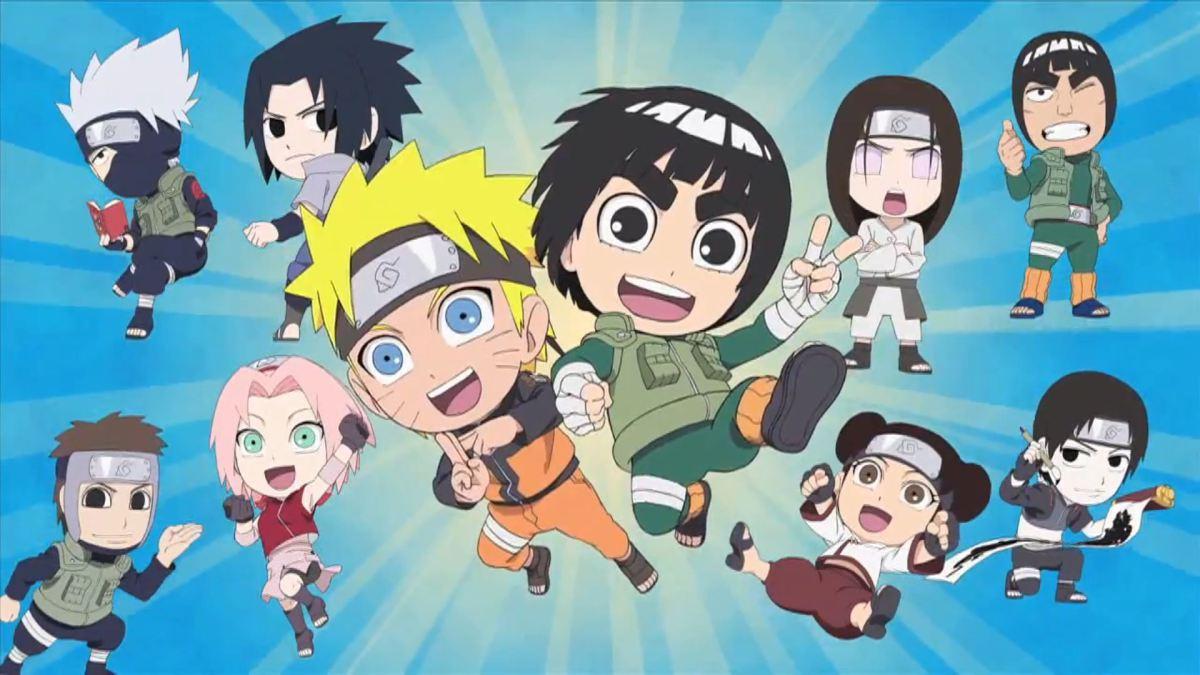 Naruto Super Deformed