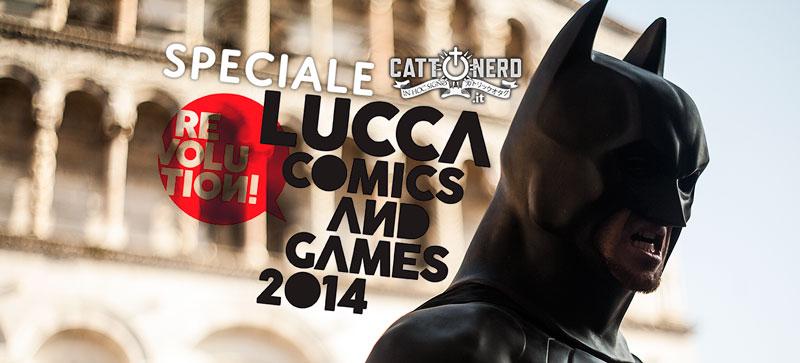 Speciale Lucca Comics 2014 - Batman