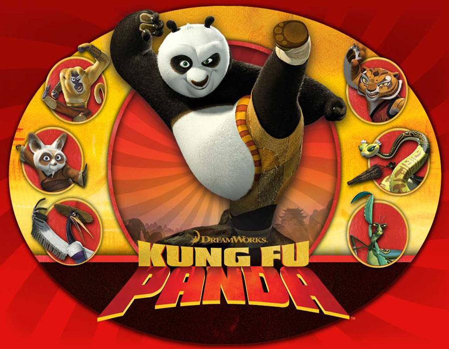 Film Kung Fu Panda