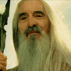 So long, Christopher Lee
