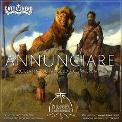 Firenze 2015: Annunciare come Aslan