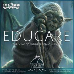 Firenze 2015: Educare come Yoda
