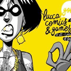 Il nostro Lucca Comics & Games 2016
