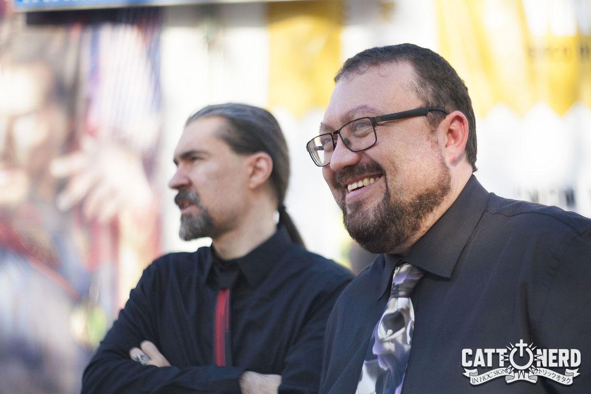 Matteo Cortini e Leonardo Moretti