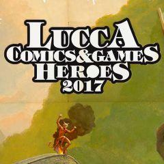Il poster del Lucca Comics 2017… e la leggenda del ponte del diavolo!