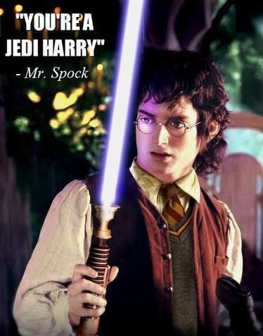 Frodo Potter