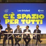 """""""C'è Spazio per tutti"""" di Leo Ortolani per l'ESA, presentato al Lucca C&G 2017"""